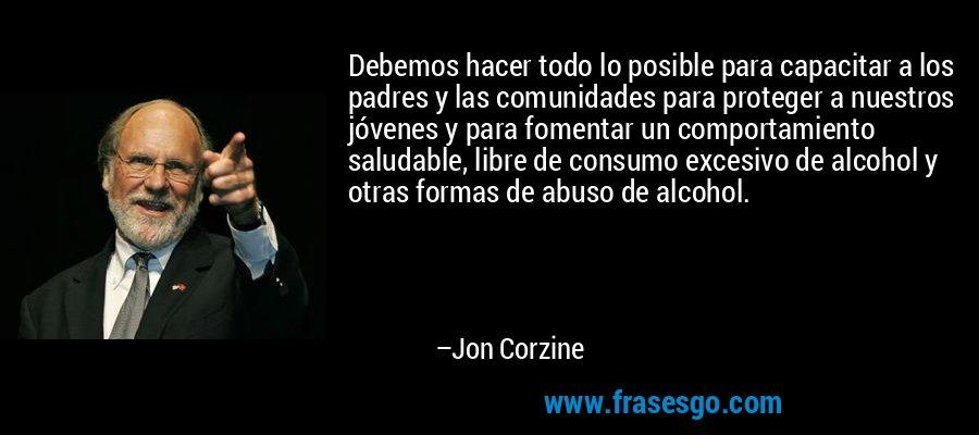Prevención Del Consumo De Alcohol En Adolescentes