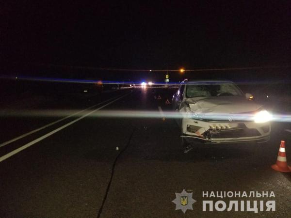 ДТП на Ровенщине: молодой парень сбил двух женщин на ...