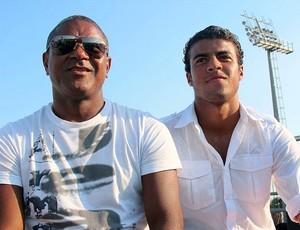 Mazinho e Filho Rafael