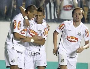 Neymar fez bom jogo ontem