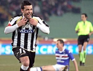 Antonio Di Natale gol Udinese (Foto: AP)