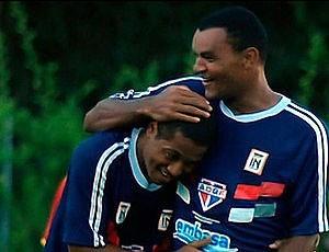 Bahia de Feira vence Serrano na partida de ida da semifinal do Campeonato Baiano (Foto: Reprodução/TV Bahia)