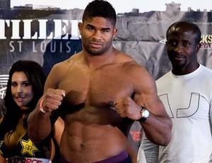 Alistair Overeem, MMA (Foto: Strikeforce/Site Oficial)