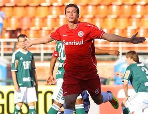 Leandro Damião gol Internacional (Foto: Idário Café / VIPCOMM)