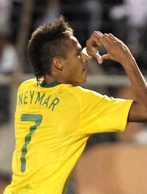 Neymar gol Seleção Sub-20