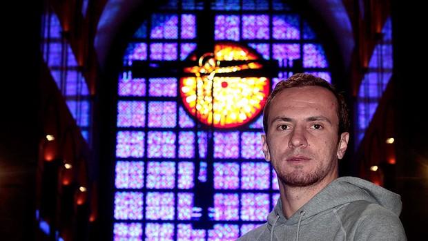 ze eduardo santos aparecida do norte (Foto: Miguel Schincariol / Globoesporte.com)