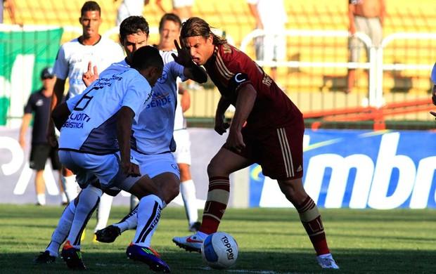 rafael moura resende x fluminense (Foto: Divulgação/Flick Fluminense)