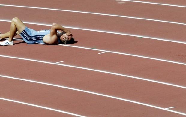 corrida lesão (Foto: Getty Images)