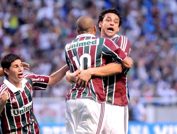 Emerson gol Fluminense