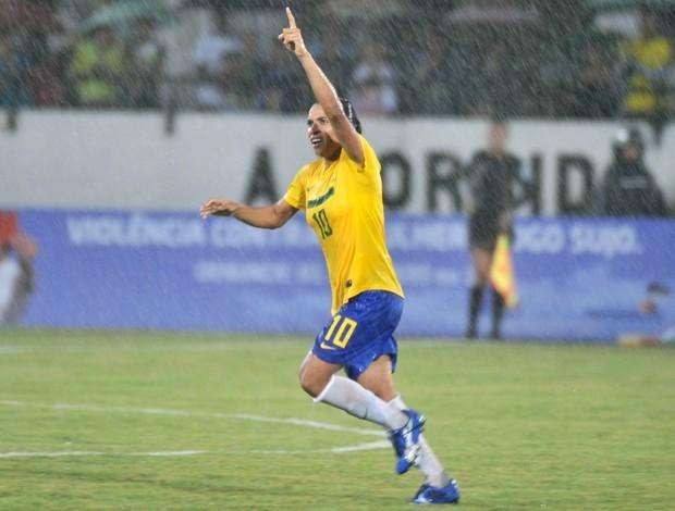 Marta, Seleção Brasileira (Foto: Futura Press)
