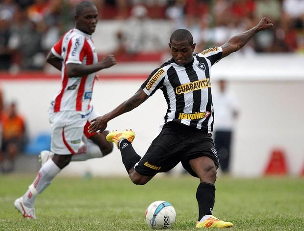 Jobson Botafogo x bangu (Foto: Pedro Vilela / Futura Press)