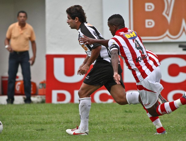 guilherme Vila Nova x Atlético (Foto: Bruno Cantini/Flick Atlético-MG)
