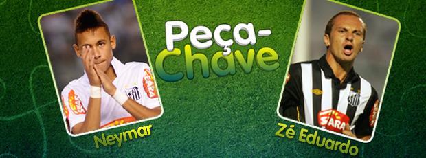 Peça-Chave Neymar Zé Eduardo