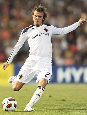 David Beckham Galaxy