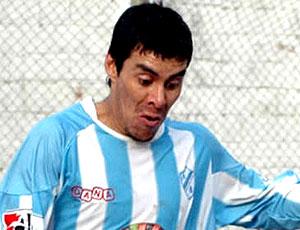 Ramon Borda jogador apunhalado
