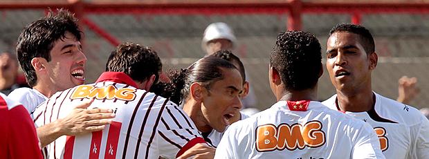Rogério Ceni gol São Paulo