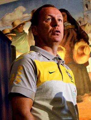 Mano Menezes, seleção brasileira arequipa