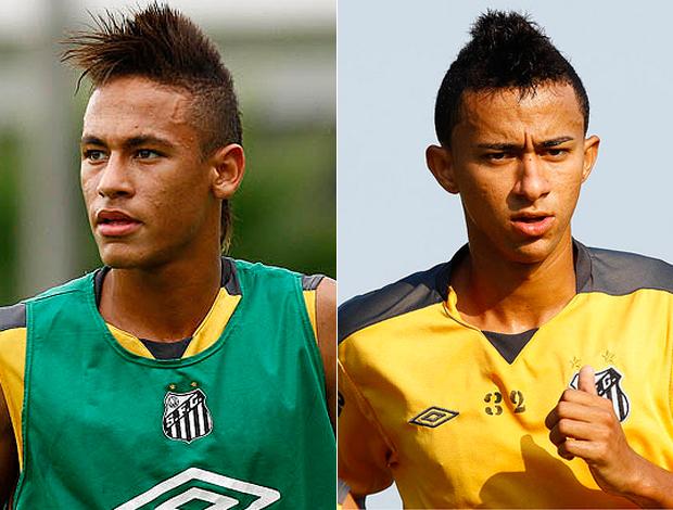 Tiago Alves neymar  Santos (Foto: Flickr Santos FC)