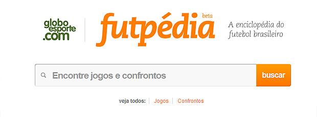 Futpédia (Foto: Reprodução)