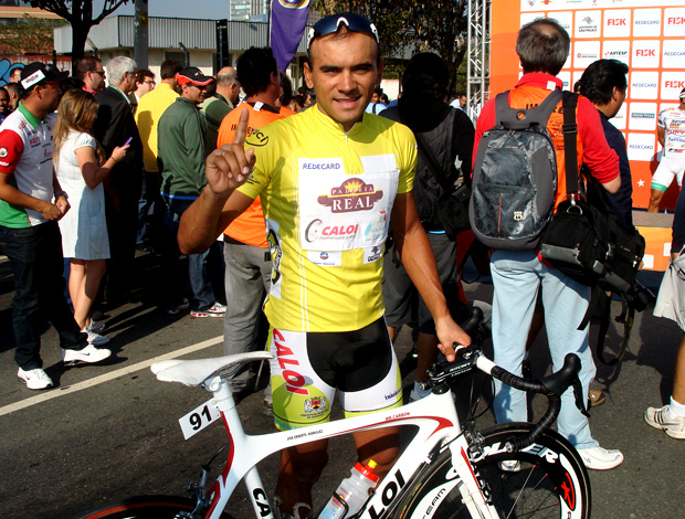 ciclismo José Eriberto (Foto: Renato Cury / Globoesporte.com)