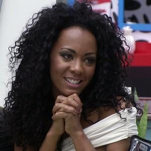 Aline é a primeira eliminada do BBB13 (BBB / TV Globo)