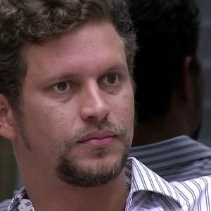 Aslan é o terceiro eliminado do BBB13 (BBB / TV Globo)