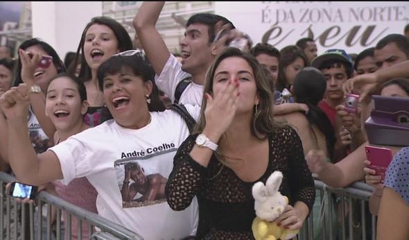 BBB às 19h34m do dia 07/01. (Foto: Big Brother Brasil)