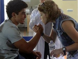 Babi_Jefferson  (Foto: Malhação / TV Globo)