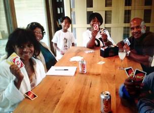 Katherine Jackson e o resto da família - X17 (Foto: X17 / Agência)