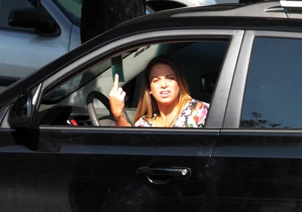 Jessica Lopes (Foto: Orlando Oliveira/AgNews)