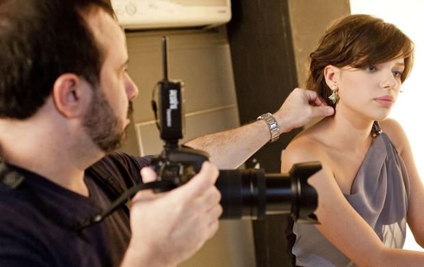 Making of de Bruna Linzmeyer (Foto: Luiz Lira/ Divulgação)