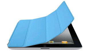 The iPad Smart Cover