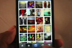 Instagram (Foto: Globo News)