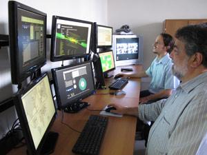 Cientistas da Unesp observam LHC