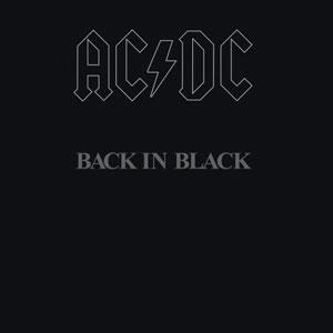 AC/DC - 'Back in black'
