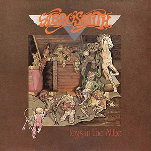 Aerosmith - 'Toys in the attic'
