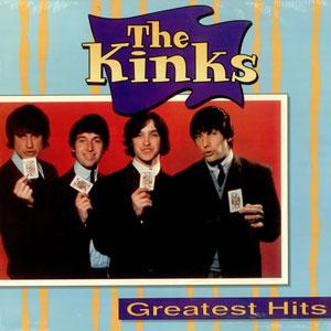The Kinks - 'Greatest hits'