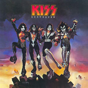 Kiss - 'Destroyer'