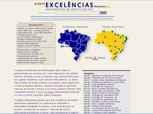 site Excelencias