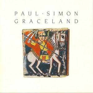 Paul Simon - 'Graceland'