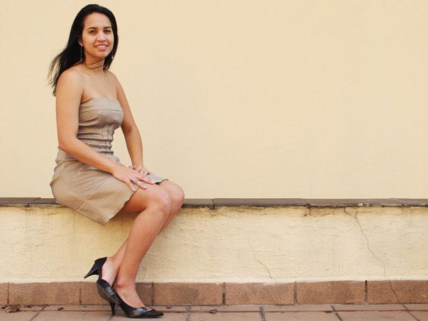 Gilvane Oliveira entrou em um grupo para pagar uma lipo e um implante de silicone