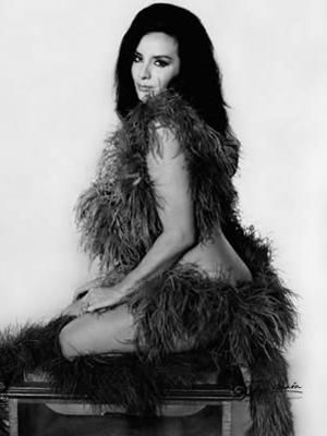 Isabel Sarli, em foto da década de 50