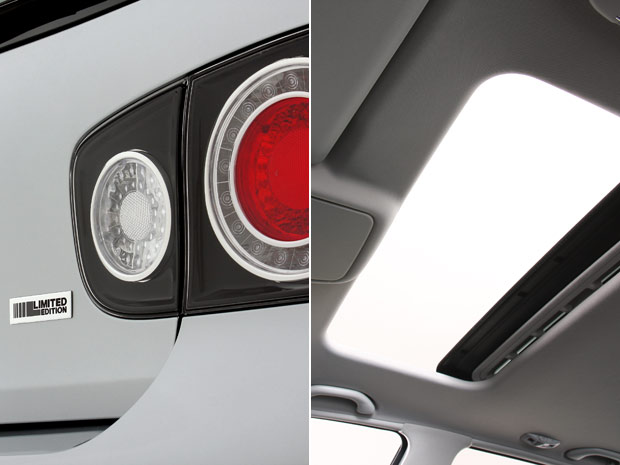 VW Golf Limited Edition