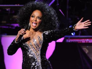 Diana Ross (Foto: AP)