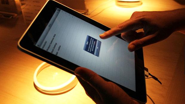 Lançamento do iPad no Brasil