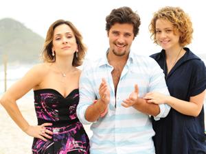 Jéssica, Berlo e Agostina