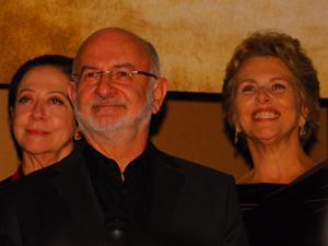 Silvio de Abreu, Fernanda Montenegro e Irene Ravache