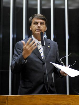 Dep. Jair Bolsonaro (PP-RJ)  (Foto: Diógenis Santos/Agência Câmara)