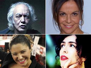 Erasmo Carlos, Sula Miranda, Marisa Monte e Maria Rita (Foto: Divulgação)