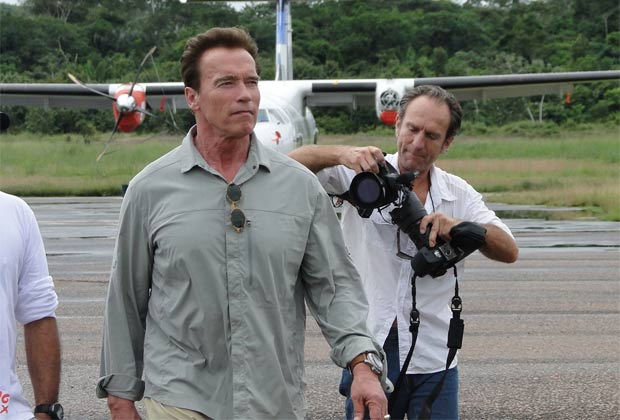 Schwarzenegger (Foto: TV Liberal)